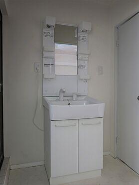 中古マンション-新宿区新宿7丁目 洗面化粧台