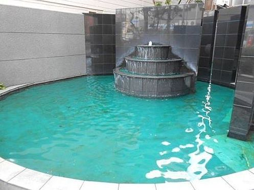 マンション(建物一部)-大阪市港区市岡元町1丁目 お洒落な噴水
