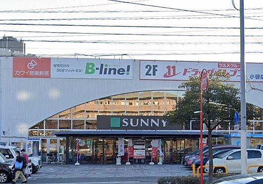 区分マンション-福岡市中央区小笹5丁目 サニー笹丘店。650m。徒歩8分。