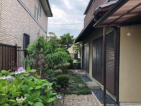 戸建賃貸-尾張旭市旭台2丁目 お庭がございます。広縁からお庭を眺められます。