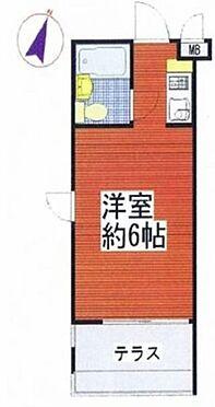 区分マンション-神戸市東灘区御影中町6丁目 間取り