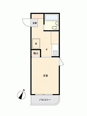 マンション(建物一部)-名古屋市名東区藤森西町 間取り