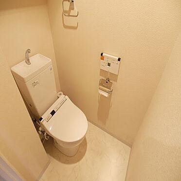 マンション(建物一部)-京都市上京区寺今町 トイレ