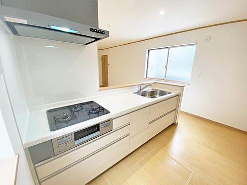 新築一戸建て-仙台市宮城野区二の森 キッチン