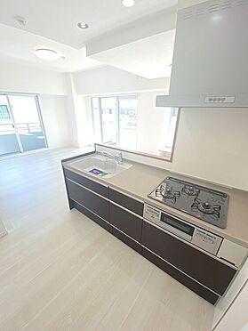 中古マンション-草加市長栄2丁目 キッチン