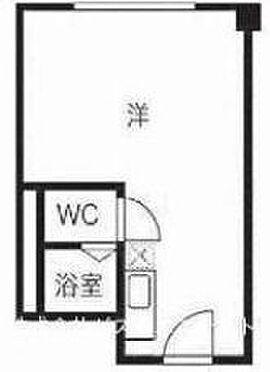 マンション(建物一部)-大阪市福島区福島2丁目 セパレートの1R