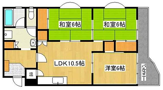 マンション(建物一部)-神戸市垂水区千鳥が丘3丁目 眺望良好なお部屋です