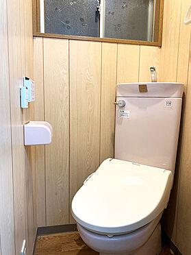 中古一戸建て-大阪市生野区桃谷4丁目 トイレ