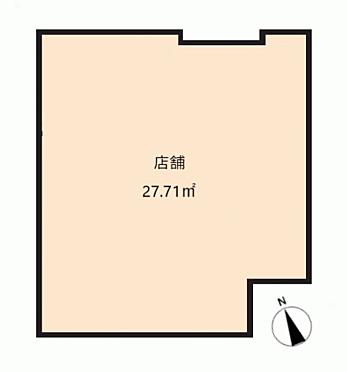 マンション(建物一部)-久留米市日吉町 間取り