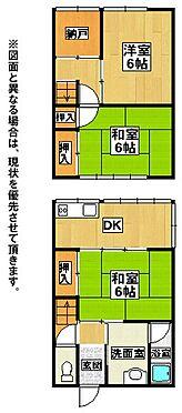 アパート-北九州市若松区東小石町 6・7号タイプ
