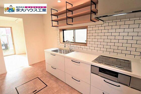 中古一戸建て-名取市愛の杜2丁目 キッチン