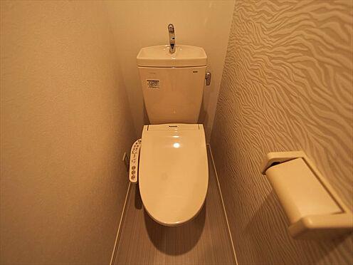 アパート-名古屋市西区上名古屋3丁目 トイレ