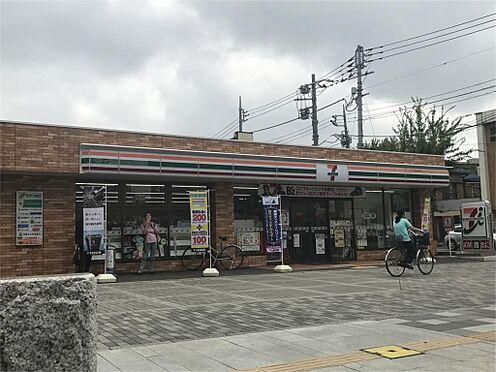 中古マンション-越谷市蒲生東町 セブンイレブン 越谷西口店(2861m)