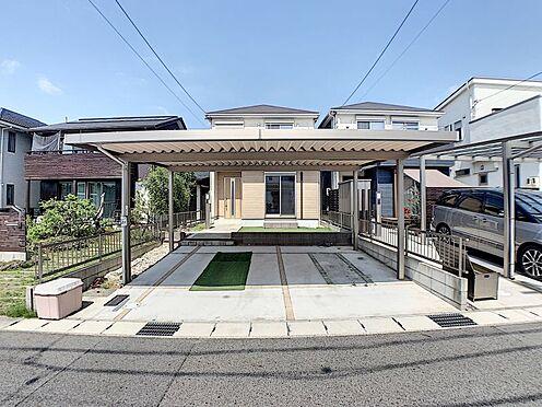 戸建賃貸-名古屋市守山区大字上志段味字稲堀田新田 嬉しいカーポート付き、並列2台駐車可能!