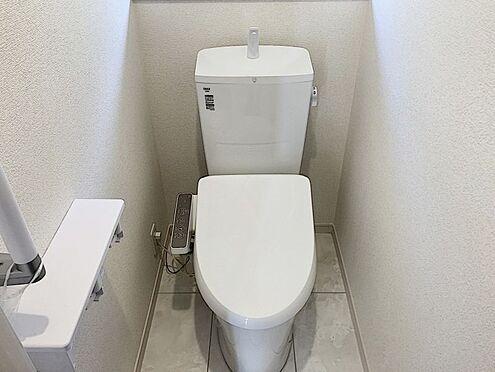 新築一戸建て-知多郡東浦町大字緒川字屋敷壱区 トイレです