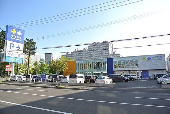 マンション(建物一部)-札幌市豊平区中の島二条2丁目 サツドラ中の島店まで143m
