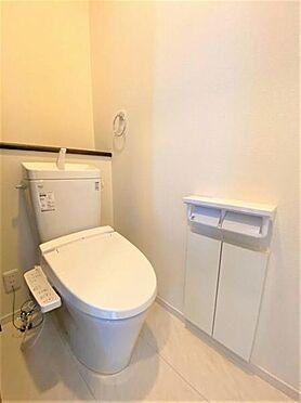 新築一戸建て-大崎市古川西館2丁目 トイレ
