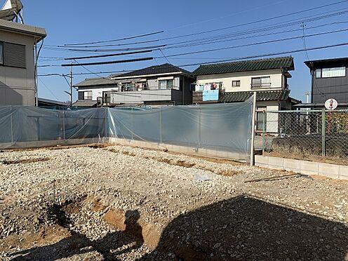 新築一戸建て-豊田市宝来町4丁目 大きなベッドも置ける8.75帖の主寝室ございます!