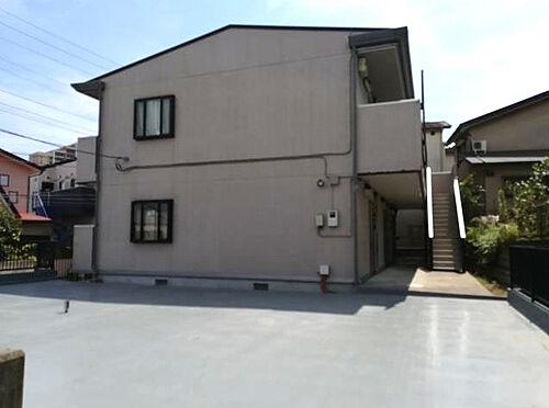 アパート-川崎市多摩区東三田3丁目 外観
