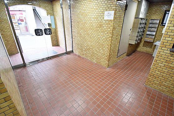 中古マンション-世田谷区桜上水4丁目 エントランス