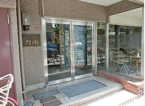 事務所(建物一部)-杉並区方南1丁目 エントランス