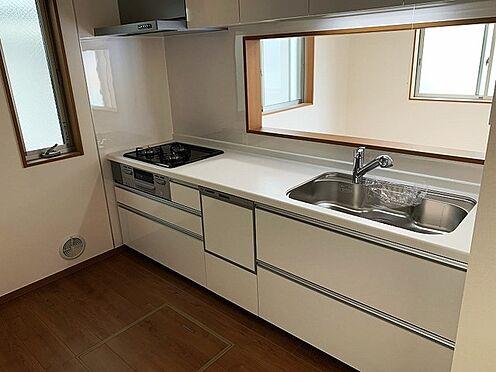 新築一戸建て-堺市堺区山本町5丁 キッチン