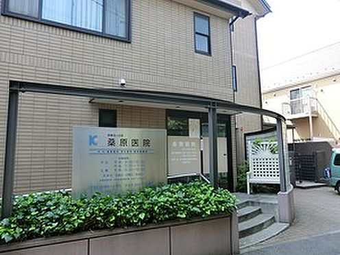 アパート-新宿区高田馬場3丁目 桑原医院