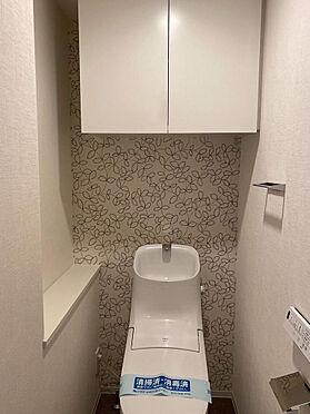 区分マンション-渋谷区千駄ヶ谷5丁目 トイレ