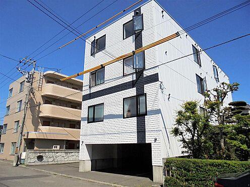 マンション(建物全部)-札幌市東区北二十三条東18丁目 外観