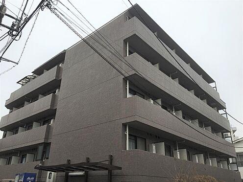区分マンション-新宿区中落合1丁目 外観