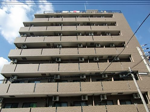 マンション(建物一部)-大阪市西区本田4丁目 綺麗な外観