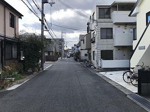 アパート-神戸市東灘区深江北町1丁目 前面道路