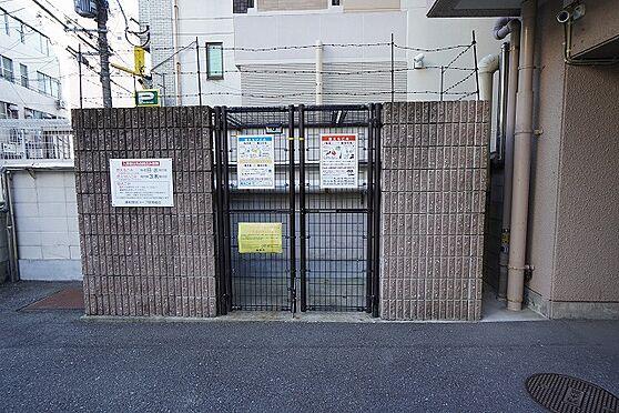 区分マンション-福岡市中央区警固2丁目 ゴミ置き場