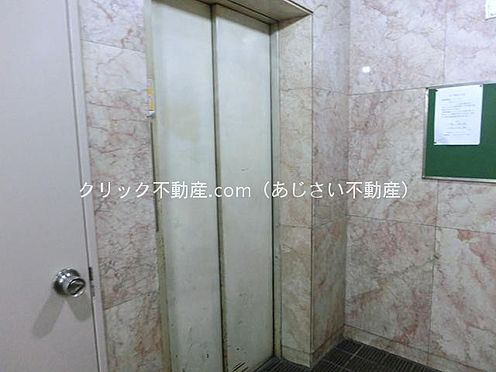 店舗事務所(建物一部)-板橋区東坂下2丁目 設備