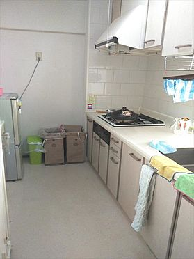 マンション(建物一部)-北本市東間5丁目 キッチン