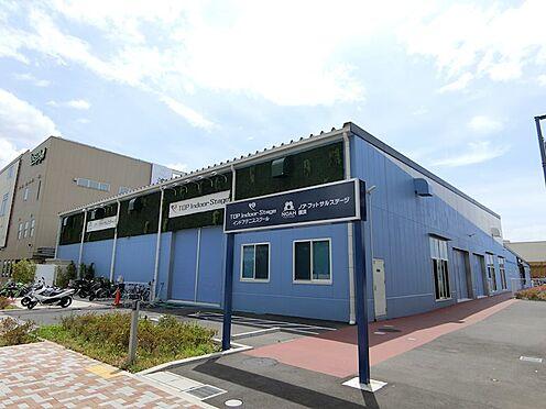 区分マンション-横浜市神奈川区橋本町2丁目 テニススクール トップインドアステージ
