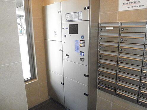 マンション(建物一部)-大阪市浪速区桜川1丁目 便利な宅配ボックスもあり