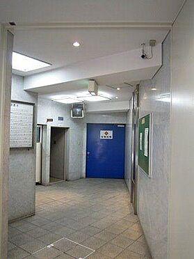 マンション(建物一部)-大阪市東淀川区東中島1丁目 共用部には防犯カメラあり