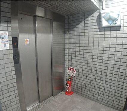 マンション(建物一部)-京都市下京区飴屋町 防犯カメラ付きのエレベーターあり