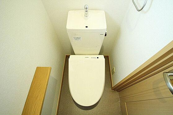 中古一戸建て-東村山市青葉町2丁目 トイレ