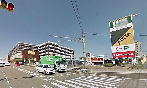 新築一戸建て-名古屋市守山区新守山 アピタ新守山店まで徒歩約8分(602m)