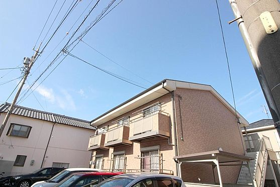 アパート-静岡市駿河区馬渕3丁目 外観