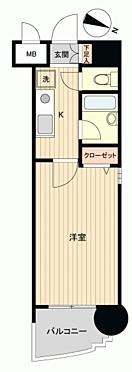 区分マンション-福岡市中央区春吉2丁目 間取り