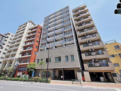 中古マンション-品川区荏原3丁目 パルム商店街に近いマンションです