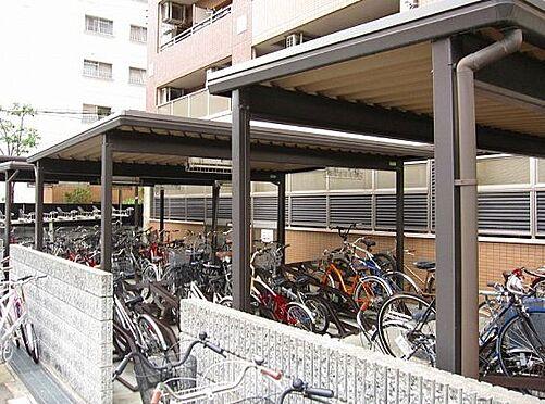 マンション(建物一部)-大阪市福島区福島6丁目 屋根のある駐輪場あり
