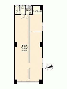 マンション(建物一部)-台東区今戸2丁目 間取り