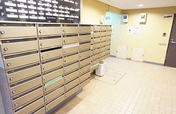 マンション(建物一部)-豊島区長崎2丁目 メールBOX