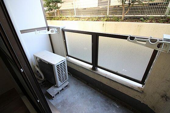 中古マンション-横浜市磯子区杉田4丁目 西向きのバルコニー