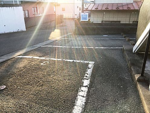 アパート-仙台市泉区永和台 駐車場