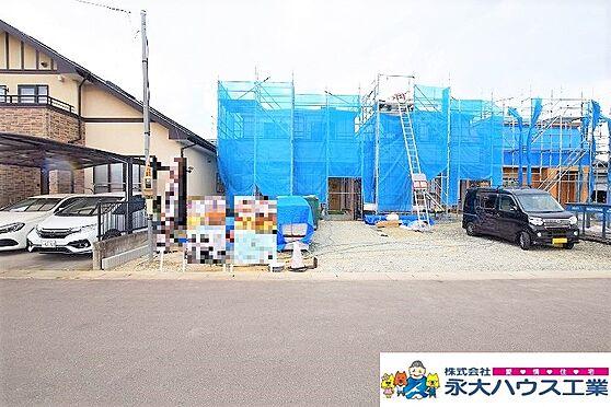 新築一戸建て-角田市角田字豊町 外観